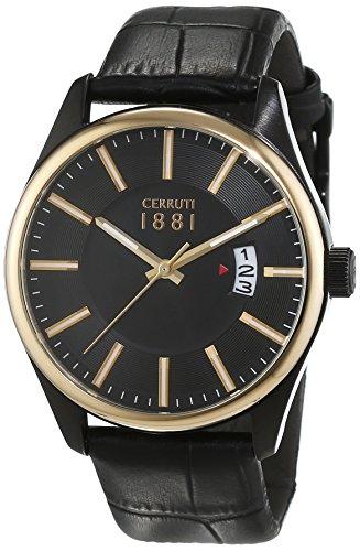 cerruti-1881-senores-reloj-analogico-de-cuarzo-cuero-palinuro-cra127sbg02bk