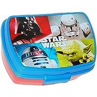 alles-meine.de GmbH Lunchbox / Brotdose - Star Wars - Figuren - Brotbüchse Küche Essen - für J.. preisvergleich bei kinderzimmerdekopreise.eu