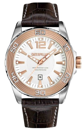 Caterpillar Manhattan Mens Date Display Watch s6.191.35.222