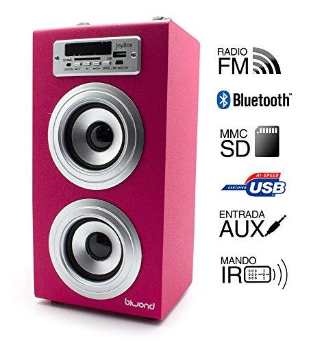 Reproductor-JoyBox-Bluetooth-Rosa-Biwond