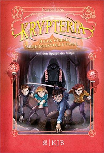 Krypteria - Jules Vernes geheimnisvolle Insel. Auf den ...