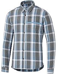 Chemise à manches longues Shimano Transit Bleu