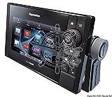 Raymarine E70265 ES-Serie ES78 Hybrid Touch Multifunktionsdisplay (17,8 cm (7 Zoll), Down Vision Fischfinder, WiFi ohne Karte)
