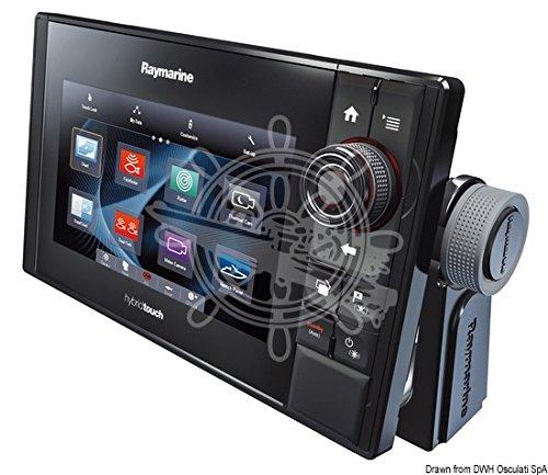 Raymarine E70265 ES-Serie ES78 Hybrid Touch Multifunktionsdisplay (17,8 cm (7 Zoll), Down Vision Fischfinder, WiFi ohne Karte) Raymarine-multifunktionsdisplay