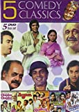 5 Comedy Classic Set - 1 (Set of 5 DVDs) by Rakesh Roshan
