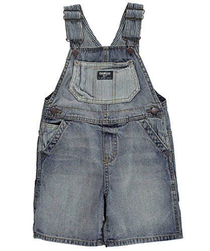 oshkosh-bgosh-kinder-jungen-overall-sommer-latzhose-kurz-shorts-86-92-blau