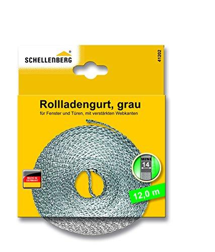 schellenberg-41102-shutter-strap-width-06-inch-14-mm-length-12-m-grey