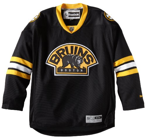Reebok NHL Bruins RBK Premier Alternate Jersey, Herren, 7185AHPJBBR 030, Boston Bruins, XL -