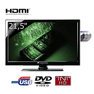 Continental edison 215V3 TV LED Combo