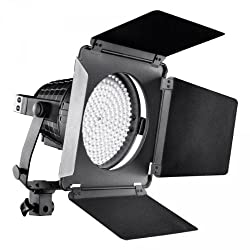 Walimex Pro Led Spotlight Xl & Barndoors