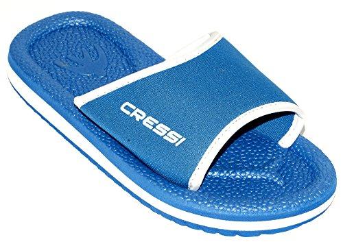 Cressi Lipari - Badelatschen Pool und Strand - Für Erwachsene und Kinder Hellblau