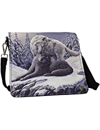 a104971431 Lisa Parker Snow baci in rilievo a tracolla 25 cm by Nemesis now