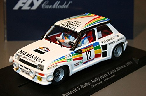 Fly - Scalextric slot 88169 renault 5 turbo rally