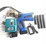 mabelstar BZ-400funciona con pilas crimpadora herramientas eléctrico hidráulico–Alicates para crimpar crimpadora 16–400mm2con alta calidad