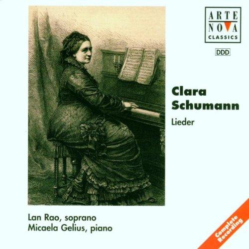 Clara Schumann: Lieder