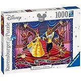 Ravensburger 197460 Puzzel Disney The Beauty And The Beast - Legpuzzel - 1000 Stukjes