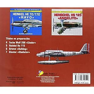 Heinkel he  60 (Perfiles Aeronauticas)