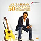 A R Rahman : 50 Glorious Musical Years The Complete Works (2 Cd Set)