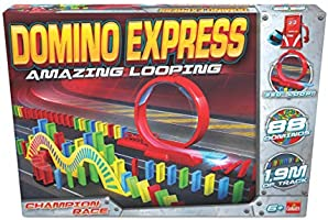 Dominó Express- Amazing Looping, Multicolor (Goliath 81007)