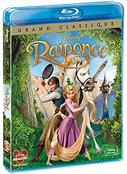 Raiponce Blu Ray Amazon Fr