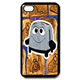 iPhone 4,4S Phone Case Brave Little Toaster G93789