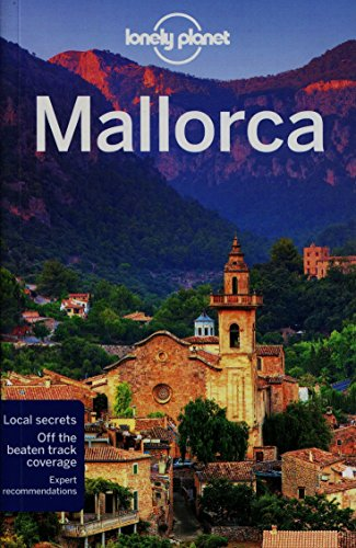 Preisvergleich Produktbild Lonely Planet Mallorca, English edition (Country Regional Guides)