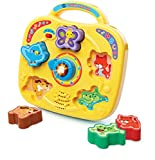 Vtech Baby 80-189404 - Lustiges Tier Puzzle