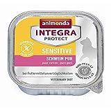 Animonda Integra Protect Sensitiv mit Schwein pur | 16x 100g
