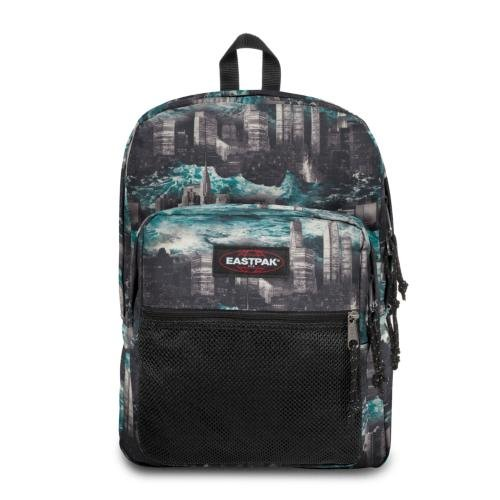Eastpak Pinnacle Zaino, 38 Litri, Multicolore (Sea World)