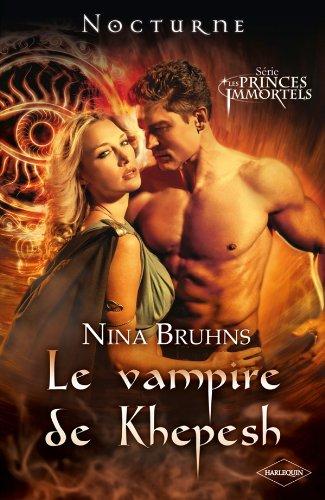 Le vampire de Khepesh par Nina Bruhns