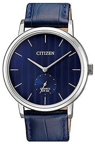 citizen Analog Blue Dial Men's Watch - BE9170-05L
