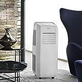 ARGO Relax Style, Climatizzatore Portatile 10000 btu/h, 2.6 Kw, Gas Naturale R290, Ottimo per Ambienti di 30 mq