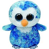 United Labels Beanie Boos - Pingüino Azul Ice Cube - Peluche 15 cm