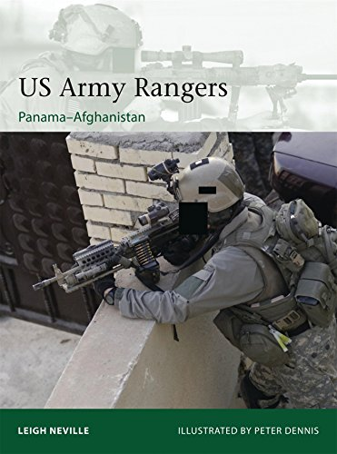 US Army Rangers 1989-2015: Panama to Afghanistan (Elite, Band 212)