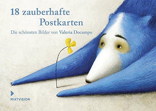 arten: Die schönsten Bilder von Valeria Docampo (Kunst Postkarten)