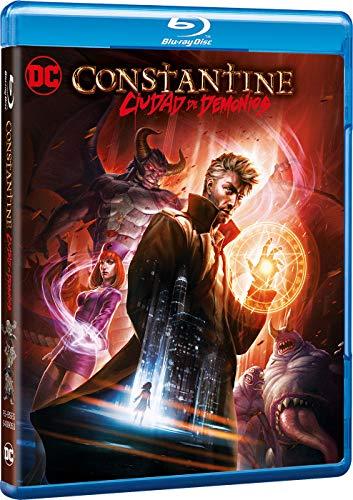 Dc: Constantine: Ciudad D