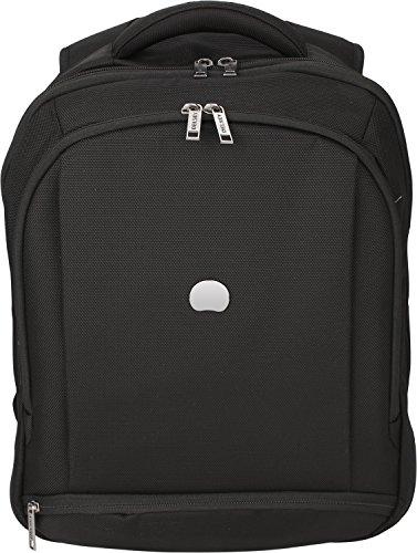 Preisvergleich Produktbild Delsey Unisex-Erwachsene Freizeit-Rucksack,  Schwarz,  46 cm