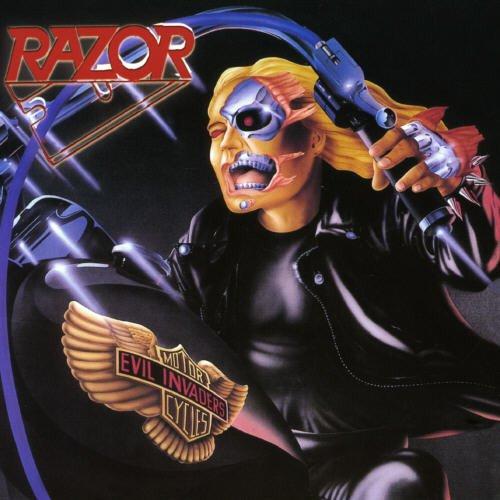 Razor: Evil Invaders (Audio CD)