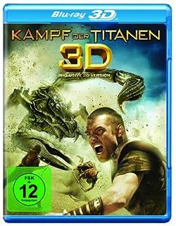 Kampf der Titanen (+ Blu-ray)