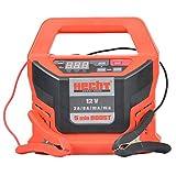 HECHT Batterie-Ladegerät 2013 Erhaltungsladegerät für Batterien (6V-12, 4 Ah bis 120 AhV, LED-Anzeige)