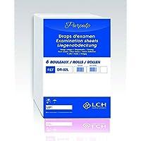 LCH Spannbetttuch Prüfung weiß 60x 38cm/150Formate Karton mit 6Rollen preisvergleich bei billige-tabletten.eu