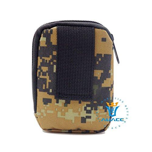 Multifunktions Survival Gear Tactical Beutel MOLLE Tasche Münzfach Münzfach Karte Tasche, Outdoor Camping Tragbare Travel Bags Handtaschen Werkzeug Taschen DC