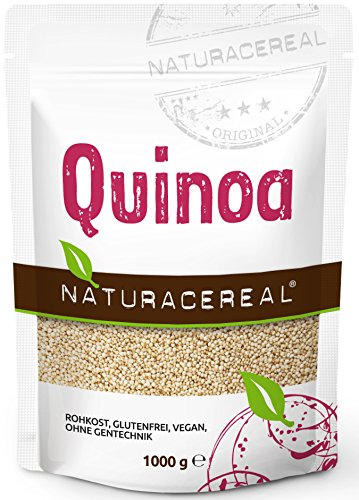 Image of Naturacereal Quinoa, weiß, 1er Pack (1 x 1 kg)