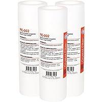 """Manchon compatible Permo Cristal 3 et 4 - 10"""" - P0003354 - Crystal Filter® PE-002 (lot de 3)"""