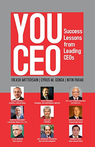 YOU CEO : Success Lessons From Leading CEOs