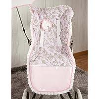 Babyline Toile - Funda de silla de paseo