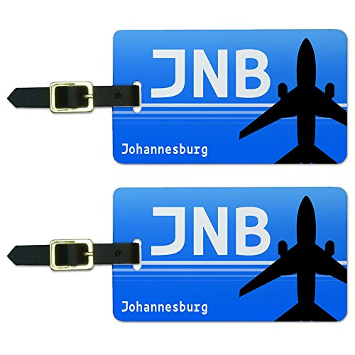 johannesburg-south-africa-jnb-airport-code-luggage-suitcase-id-tags-set-of-2