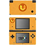 YOUNiiK Styling Skin Designfolie für Nintendo DSi - Jungfrau neo