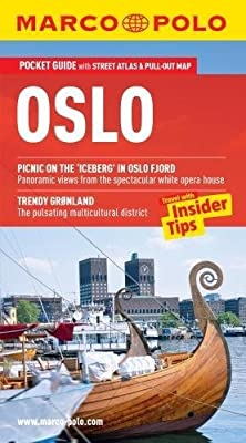 Oslo Marco Polo Pocket Guide (Marco Polo Travel Guides)