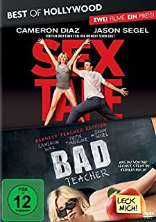 Best of Hollywood - 2 Movie Collector's Pack: Sex Tape / Bad Teacher [2 DVDs]